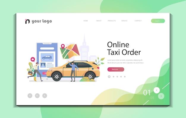 Designs criativos de modelos de sites