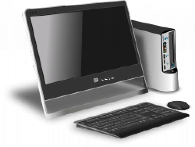 Desktop do escritório genérico