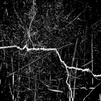 Detalhado fundo riscado textura grunge