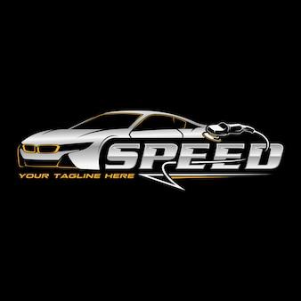 Detalhe da velocidade