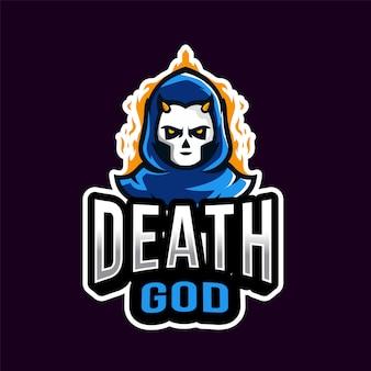 Deus da morte esport logo