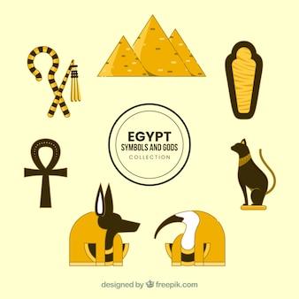 Deuses e símbolos do egito