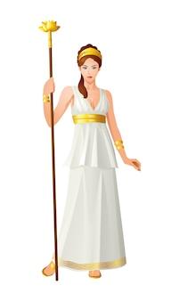 Deuses gregos e deusa hera