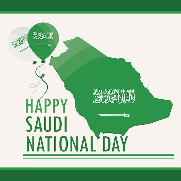 Dia da arábia saudita