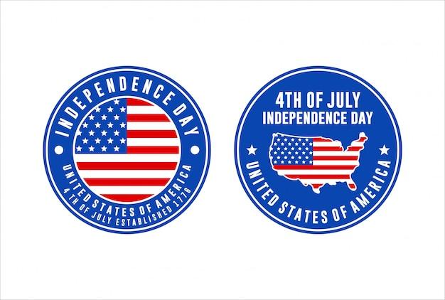 Dia da independência 4 de julho estados unidos da américa