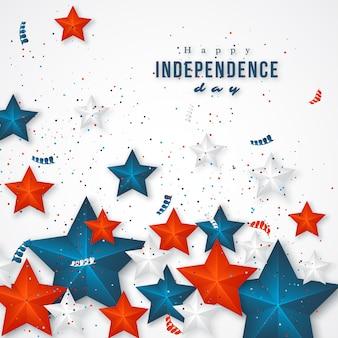 Dia da independência americana.