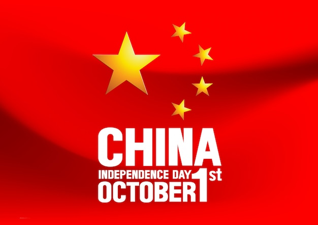 Dia da independência da china