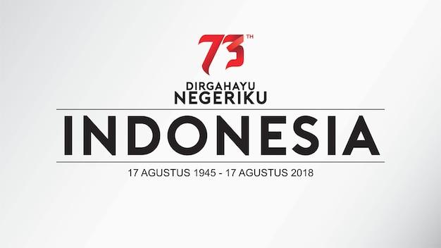 Dia da independência da indonésia