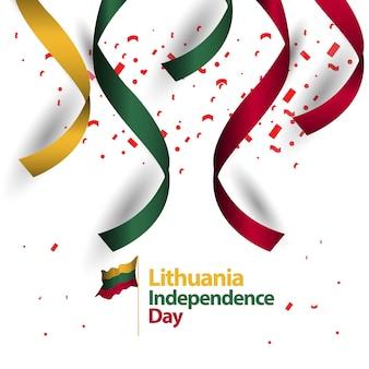 Dia da independência da lituânia