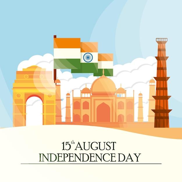Dia da independência de agosto