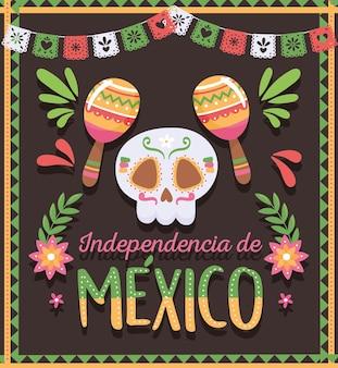 Dia da independência do méxico