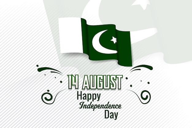 Dia da independência do paquistão 14 de agosto