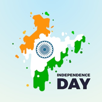 Dia da independência índia