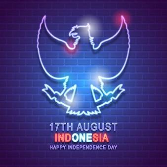Dia da independência na indonésia