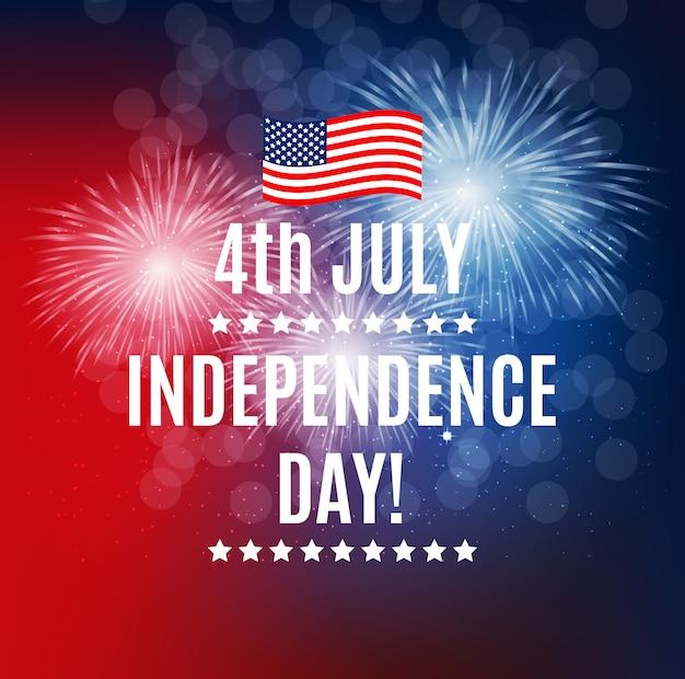 Dia da independência nos eua