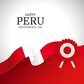 Dia da independência peru