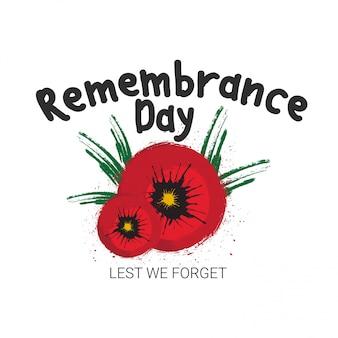 Dia da lembrança