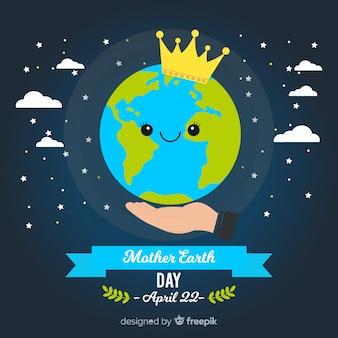 Dia da mãe terra