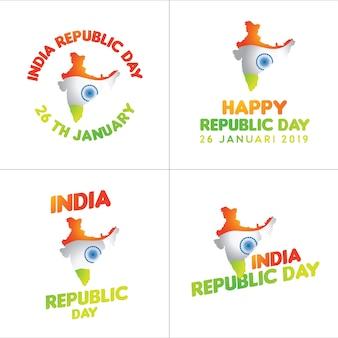 Dia da república da índia