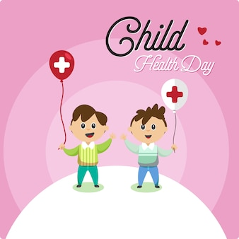 Dia da saúde da criança