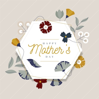 Dia das mães estilo floral
