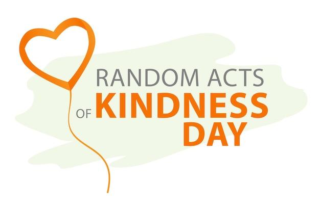 Dia de atos aleatórios de bondade