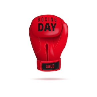 Dia de boxe de compras.