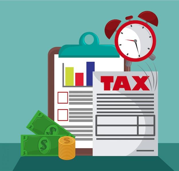 Dia de pagamento de governador de imposto