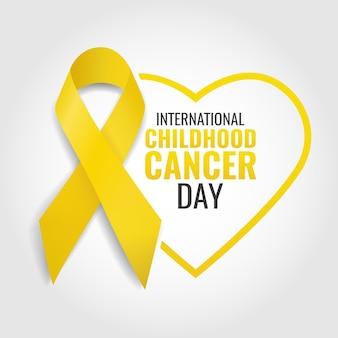 Dia do câncer da infância