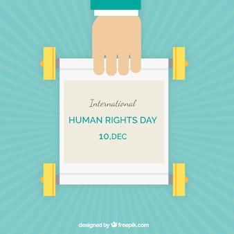 Dia dos direitos humanos, o decreto