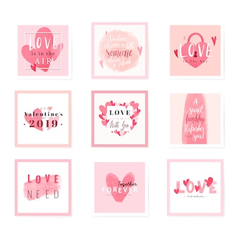 Dia dos namorados 14 de fevereiro vector