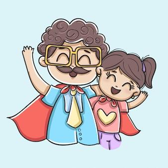 Dia dos pais amor