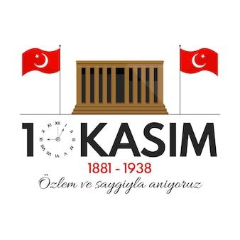 Dia em memória de atatürk