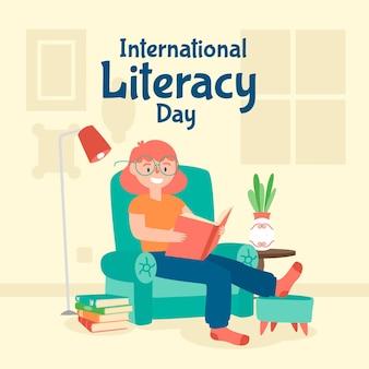 Dia internacional da alfabetização