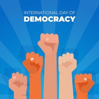 Dia internacional da democracia