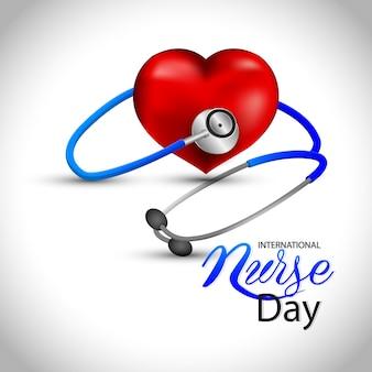 Dia internacional da enfermeira