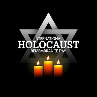 Dia internacional da lembrança do holocausto