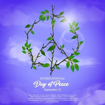 Dia internacional da paz