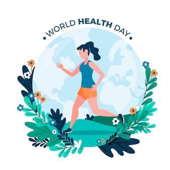 Dia internacional da saúde