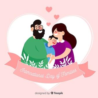 Dia internacional das famílias