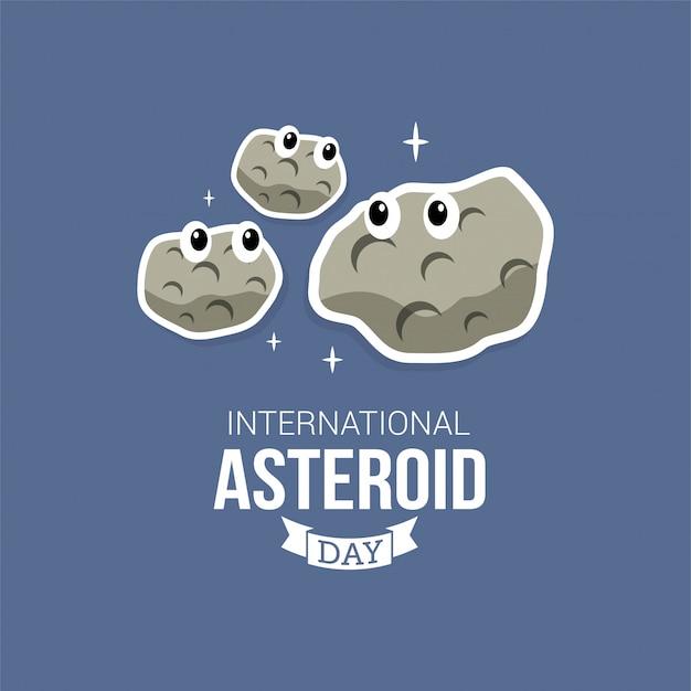 Dia internacional de asteróides