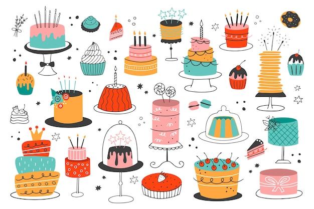 Dia internacional do bolo.