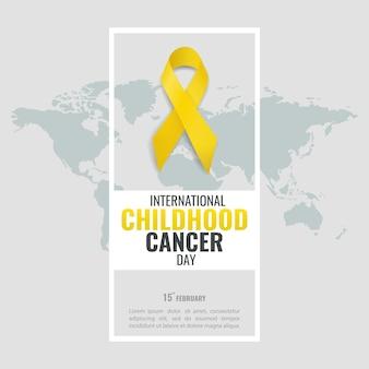 Dia internacional do câncer infantil
