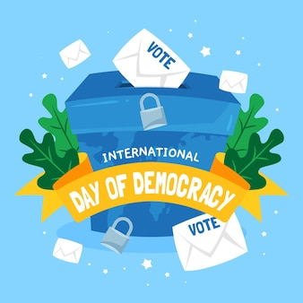 Dia internacional do conceito de democracia
