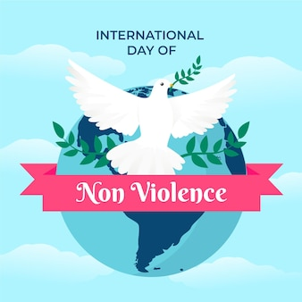 Dia internacional do evento não violento