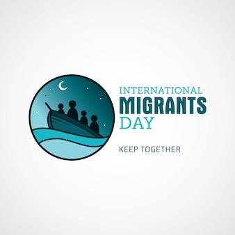 Dia internacional do migrante