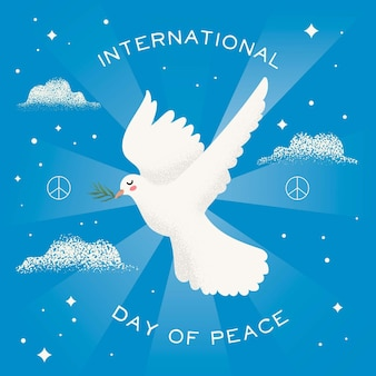 Dia internacional do projeto da paz