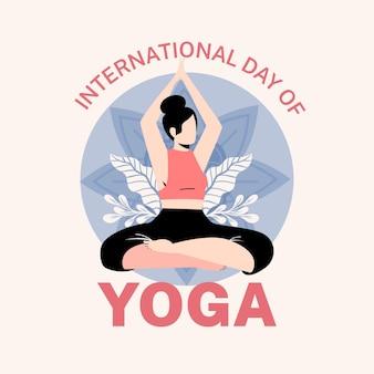 Dia internacional do sorteio de ioga