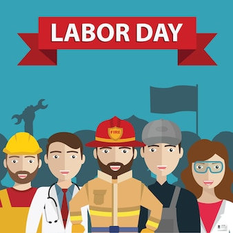 Dia internacional do trabalho