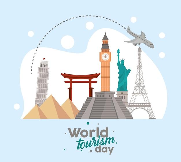 Dia internacional do turismo